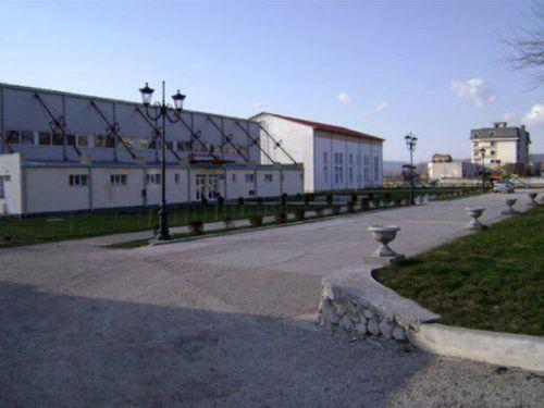 Sala de sport Moldova Nouă