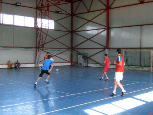 Sala de sport Moldova Nouă - Interior