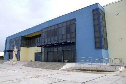 Fluvial station Moldova Veche – Exterior