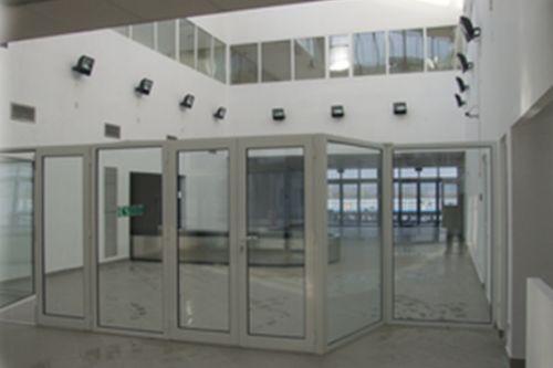 Fluvial station Moldova Veche - Interior