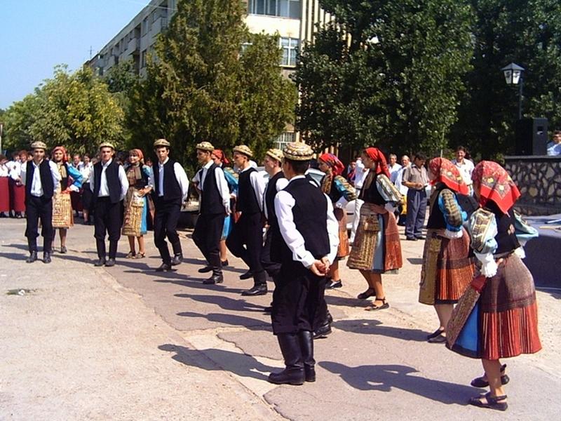 Ruga oraşului la Moldova Nouă